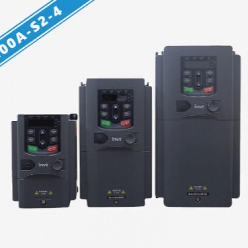 Biến tần INVT GD200A-S2-4: Input 220V/Output380V