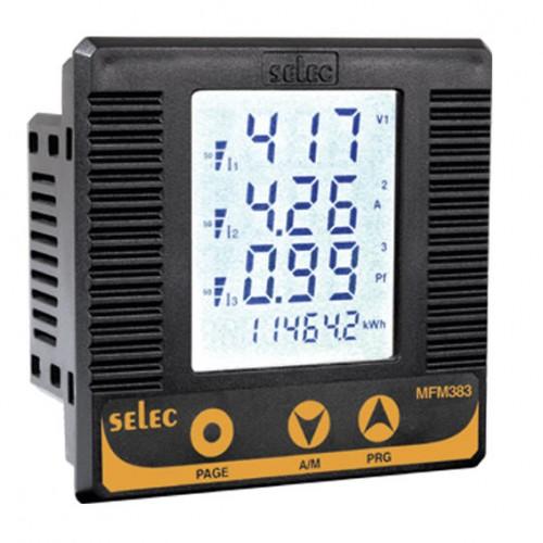Đồng hồ tủ điện đa năng MFM383