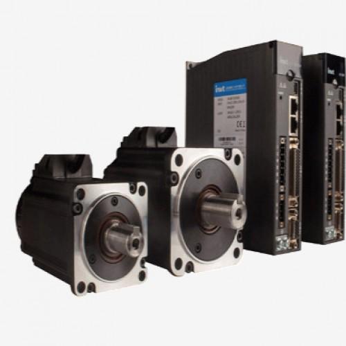 Hệ thống AC Servo INVT DA180 thế hệ mới
